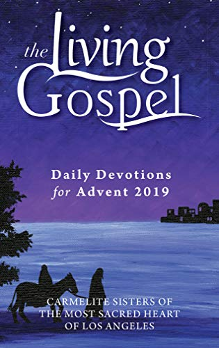 Daily Devotions for Advent 2019 (The Living Gospel) (English Edition)