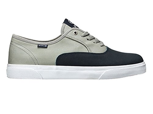 HUF Skateboard Shoes MATEO MIDNIGHT/FLINT Size 9.5