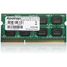 4 GB SO-DIMM actualización de memoria DDR3 1333 mhz CL9 (256 * 8)