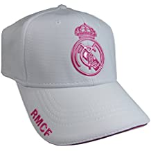 Gorra Real Madrid Mujer