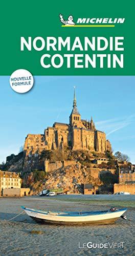 Guide Vert Normandie Cotentin Michelin par MICHELIN