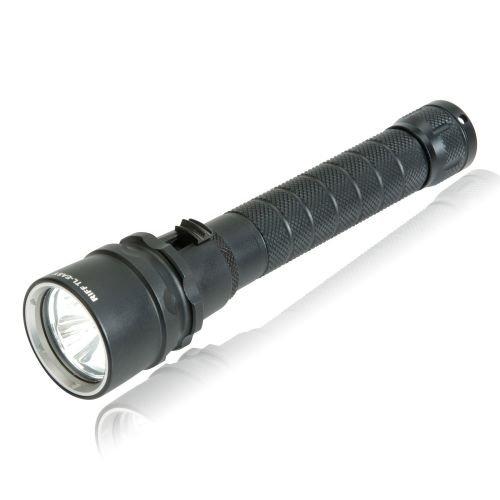 Riff  Tauchlampe LED, schwarz