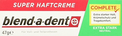 Blend-a-dent COMPLETE NEUTRAL Super-Haftcreme, 47 g