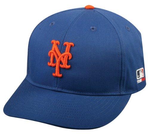 Nueva York Mets Mlb réplica equipo Logo ajustable Gorra de béisbol d