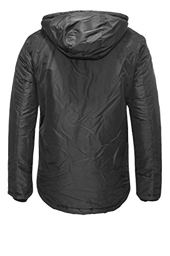 JACK & JONES Herren Jacke Jornew Canyon Jacket Camp Grau