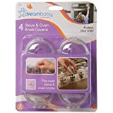 Dream Baby Stove Knob Covers - 8 Pack