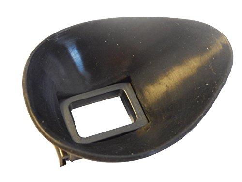 vhbw Okular- Augenmuschel-Sucher 22mm für Kamera Nikon D40 D50 D60 D70 D80 D90 D100 D200 D300 D301 F50 F55 F60 F65 F70 F80 F401 F501 F601 FE10 FM10