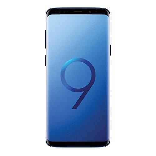 Samsung Galaxy S9 PLus Dual SIM 64GB azul (Coral Blue) - Android 8.0 (Oreo) - Versión Española