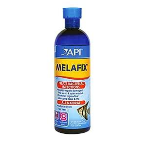 Aquarium Pharmaceuticals Melafix Liquid Remedy 16Oz