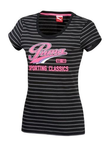 Puma T-shirt Lifestyle Thé Noir - noir