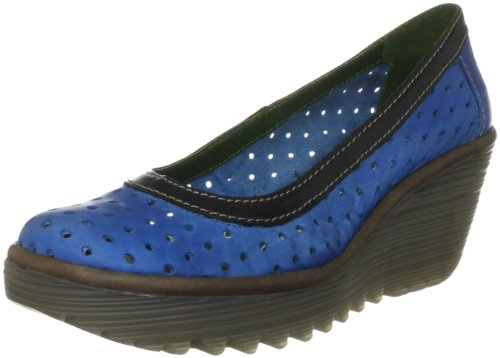 Fly LondonYediperf - Casual donna Blu (Blau (Blue/Black/Grey))