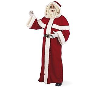 Limit Sport - Disfraz de Papá Noel largo para hombre (EA038)