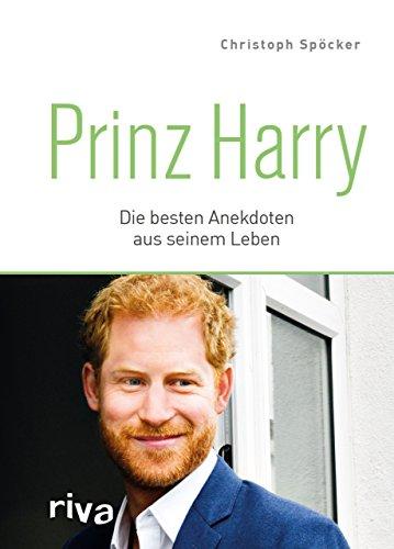 Prinz Harry: Die besten Anekdoten aus seinem Leben (Prinz Diana Charles)