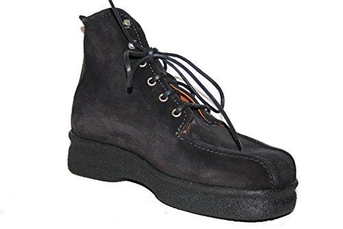 Wolky en Produit spécial-Star 8530, Messieurs, bottines d'équitation, changement de pied lit Noir - Black ( Schwarz )