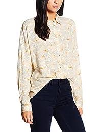 Vila Damen Bluse Viopening L/S Shirt