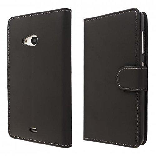 ECENCE Handyhülle Schutzhülle Case Cover kompatibel für Microsoft Lumia 535 Handytasche 42020303