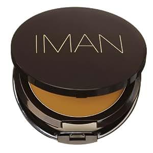 Iman Cosmetics Fond de Teint Crème Poudre Clay 1