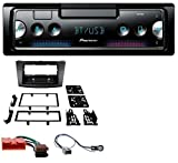 caraudio24 Pioneer SPH-10BT MP3 Bluetooth USB Autoradio für Mazda 3 (ab 2009)