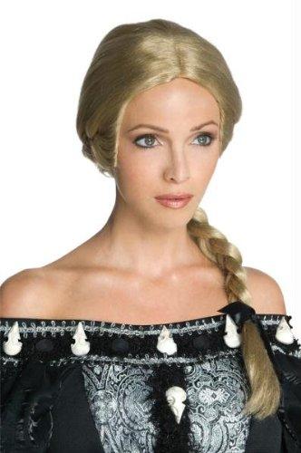Königin Ravenna Perücke Halloween Kostüme Cosplay Wig Perücke Haar für Maskerade Make-up Party