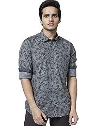 BUFFALO Men's Slim Fit Casual Shirt