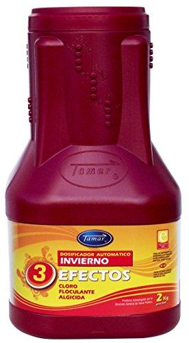 Tamar - Invernador en Pastillas, Dosificador Automatico de Invierno, 2