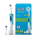 Oral-B Vitality Plus Cross Action Şarj Edilebilir Diş Fırçası ve Yedek Başlık