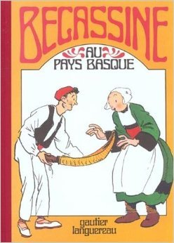 Bécassine au Pays basque, tome 6 de Emile-Joseph Porphyre Pinchon (Dessins),Caumery (Scenario) ( 1 juillet 1991 )