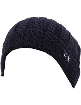 5169T cuffia bimbo SUN 68 lana/cashmere blue cappello beanie hat boy