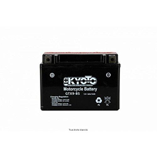 KYOTO - BATTERIA Ytx9-bs - L150xl87xH105 - Senza Manutenzione - Fornita con acido