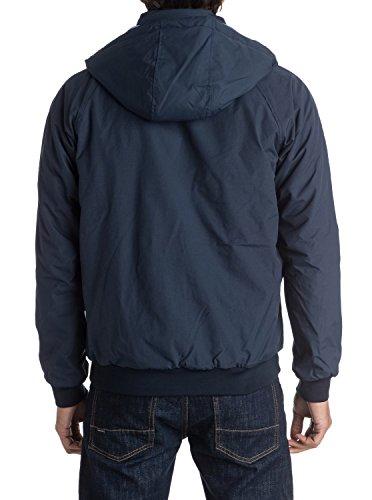 Veste Zippee Out The Back Navy Blazer - Quiksilver Bleu - Navy Blazer