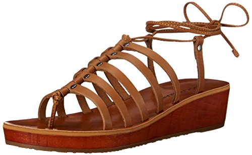 Lucky Brand Hulumi Synthétique Sandales Gladiateur Brown Sugar