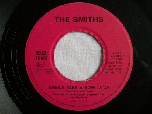 Smith Bow (SHEILA TAKE A BOW VINYL 7