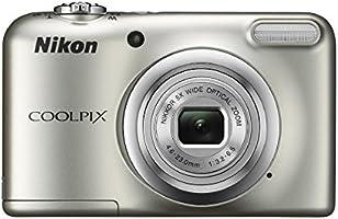Nikon Coolpix A10 Appareil photo Compact 16 Mpix Argent