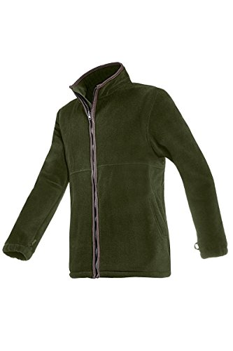 baleno-henry-fleece-jacket-olive-green-xxlarge