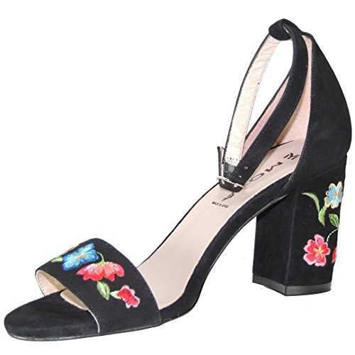 Angel ALARCÓN 18652 Zapato Mujer Sandalia Vestir