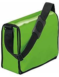 HALFAR - sac sacoche bandoulière porte documents 1802814 - vert clair - mixte homme / femme