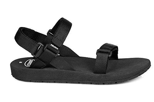 Source Damen Sandale Classic, Black, 37, 1010120037