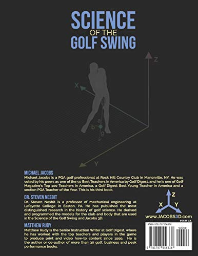 Zoom IMG-1 science of the golf swing