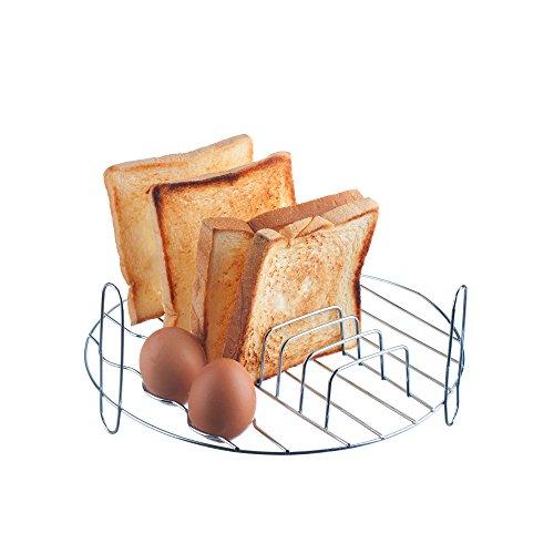 VonShef Halogen Oven Full English Breakfast Rack Suitable for All 10 – 12 litre Halogen Oven