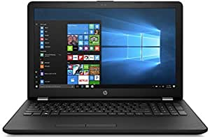 HP 15-bs655tu 15.6 inch FHD Laptop (7th Gen i3-7100U/4GB DDR4/1TB HDD/Win 10/Fast Charge/Intel HD Graphics/MS Office H&S 2016) Sparkling Black