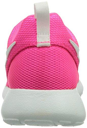 Nike Nike Rosherun (Gs), Chaussures pour le sport et les loisirs en extérieur garçon Rose