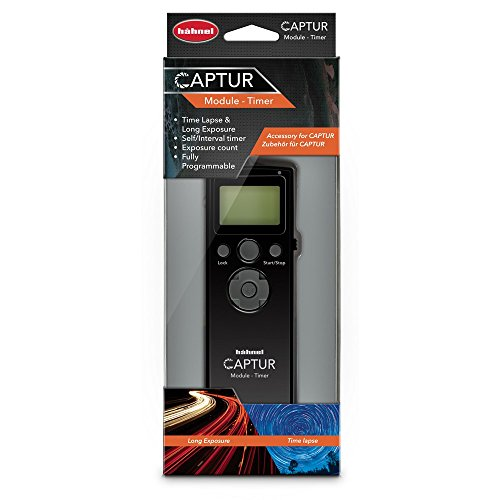 Hähnel Captur Remote Control Black