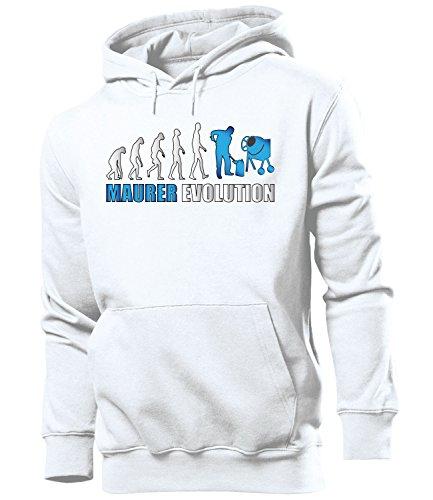 Maurer EVOLUTION 5898 Herren Hoodie (HKP-Blau) Gr. S