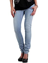 MET Mujer Jeans Denim Fix Stretch Jel Light Blue e053878