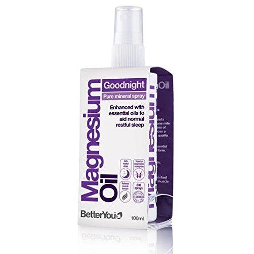 Better You Magnesium Oil Good Night Spray 100ml
