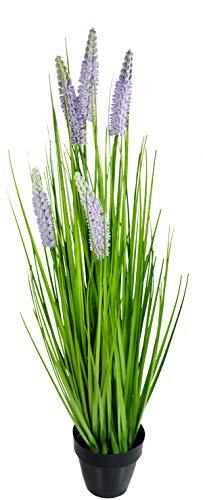 Khevga Planta artificial decoración planta 65 cm