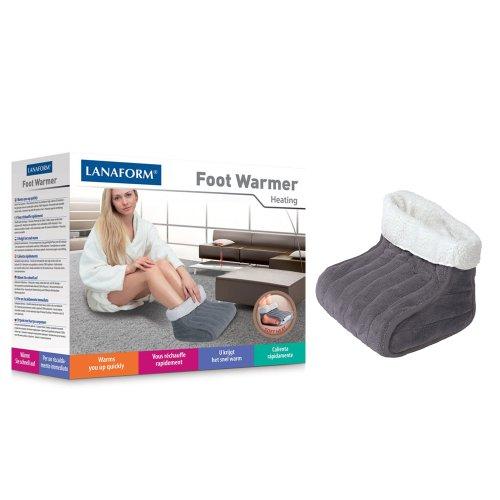 Fuß-behandlungs-system (Lanaform Fußwärmer)