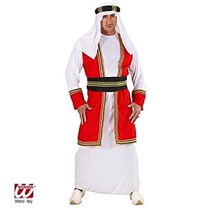 WIDMANN?cs922623/L?Disfraz príncipe árabe Talla L