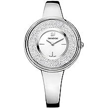 Swarovski Reloj Crystalline Pure, tono plateado