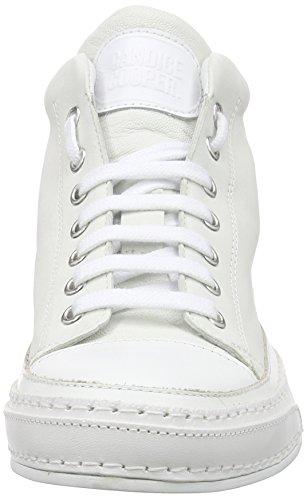 Candice Cooper - Joy.cotton, Sneaker alte Donna Bianco (Bianco (bianco))